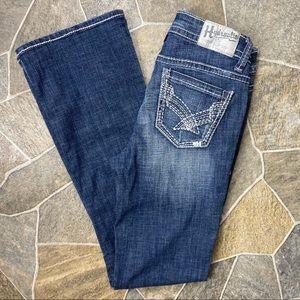 Hydraulic Lola Curvy Bootcut Jeans